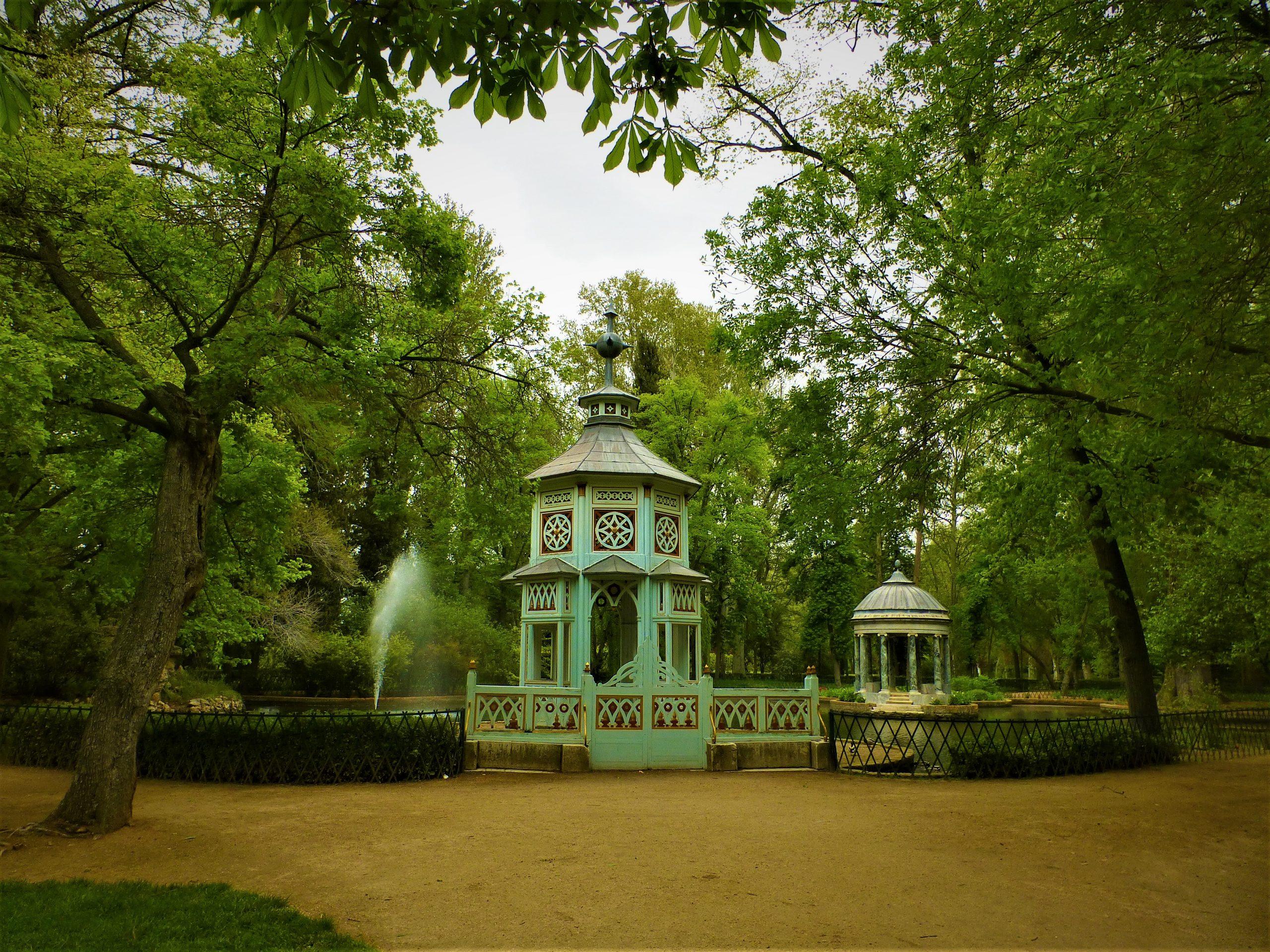 Jardín del Príncipe