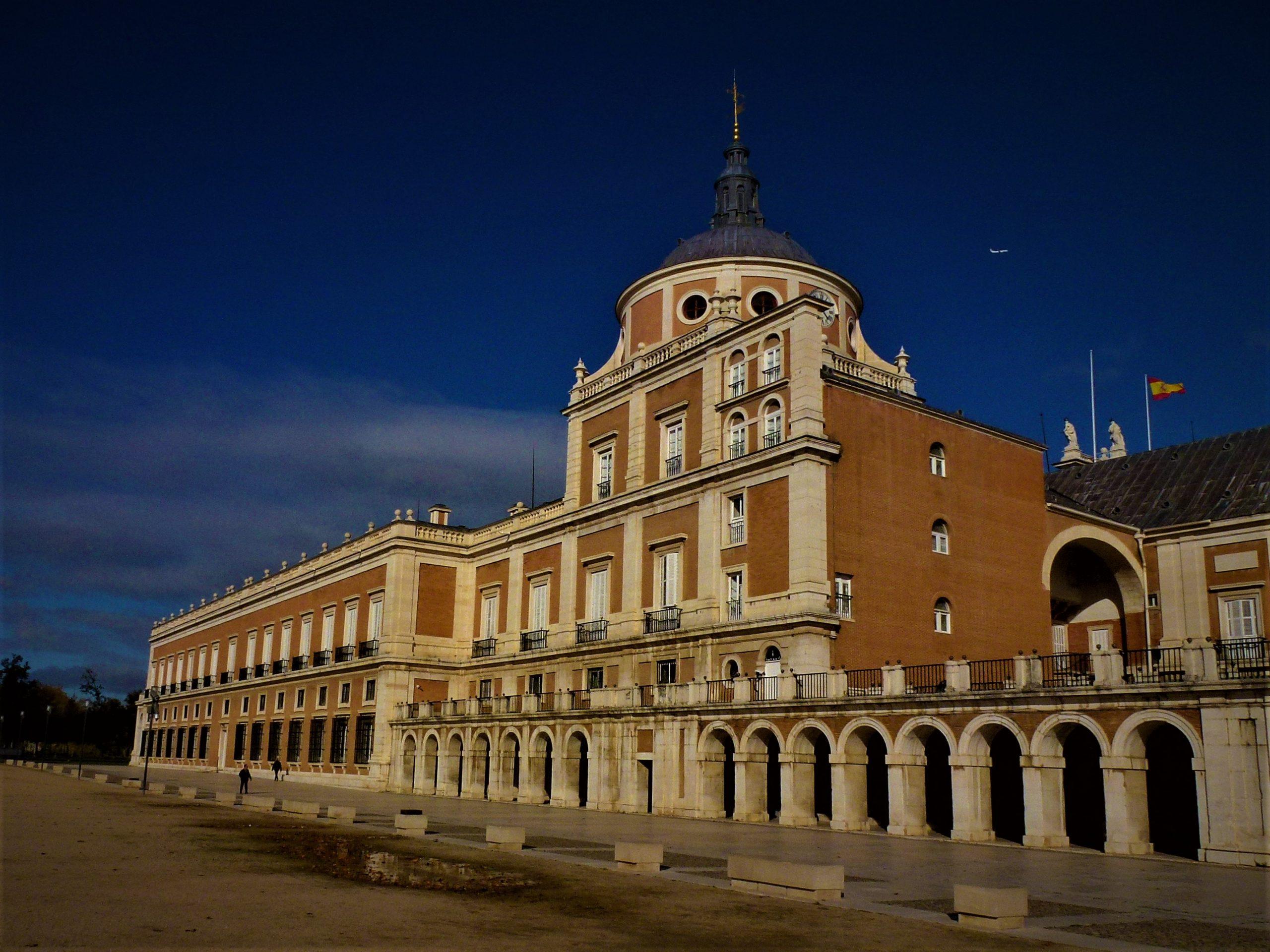 Palacio y Casa de Oficios de Aranjuez