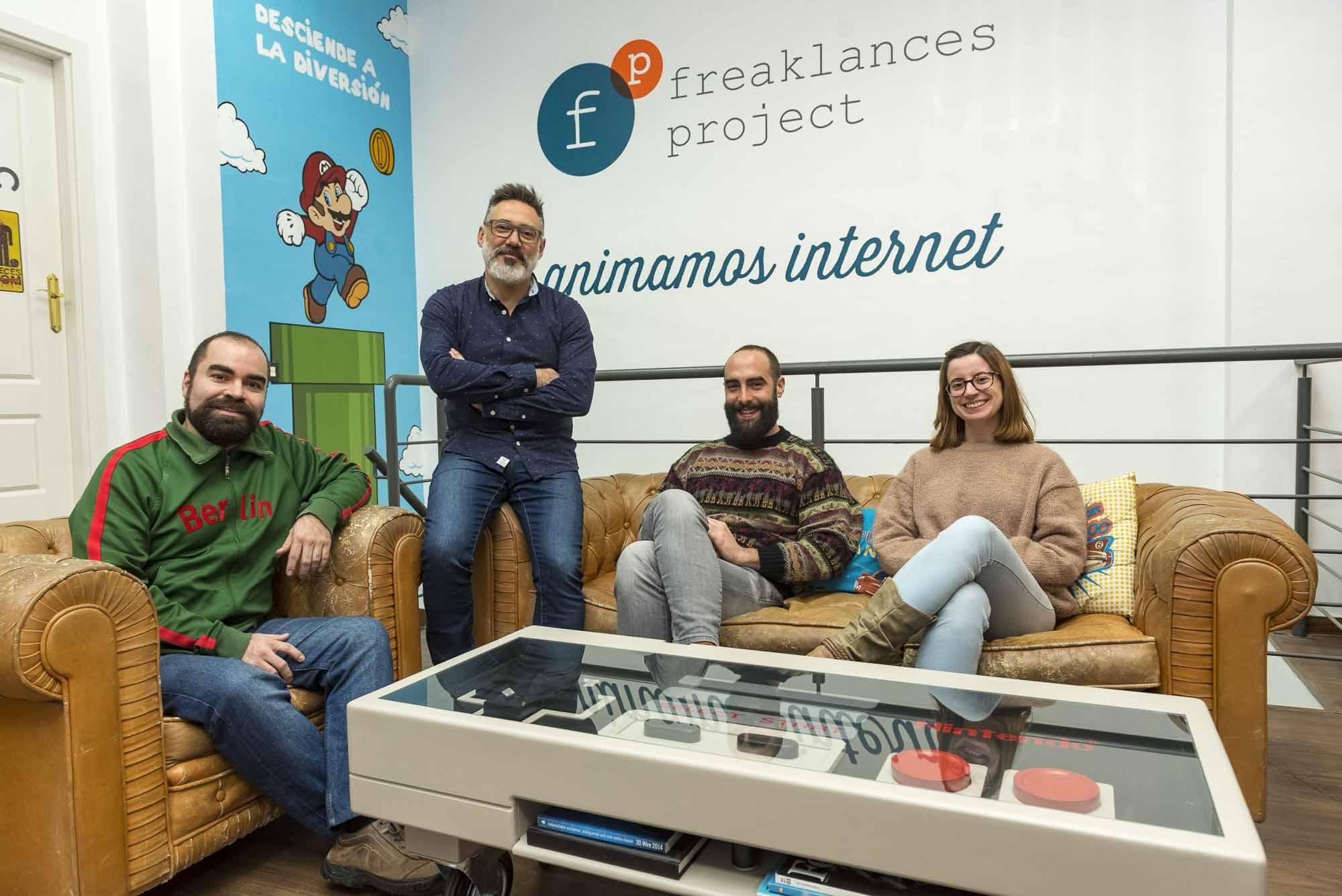 Agencia freaklances