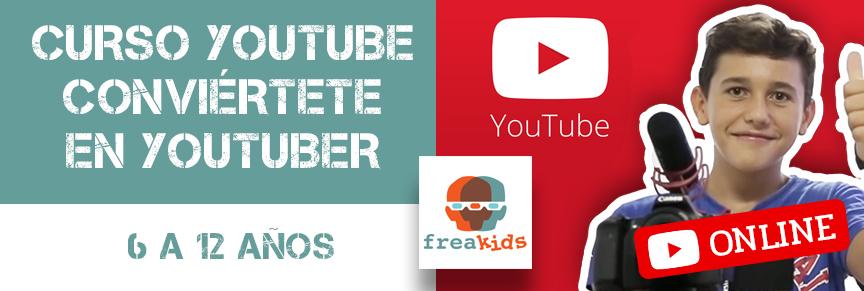 Curso de Youtubers