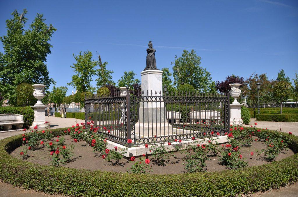 Jardín de Isabel II